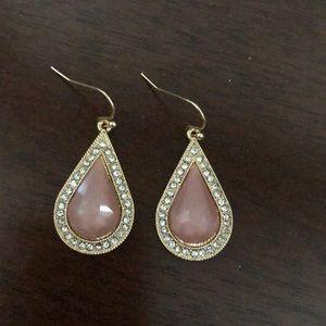 NWOT teardrop earrings